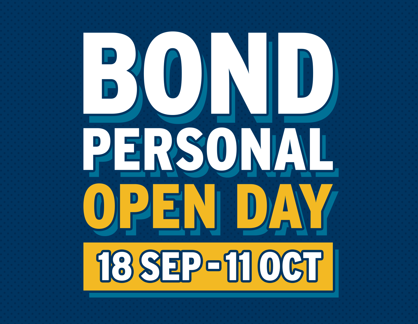 Bond Personal Open Day_840x650.png